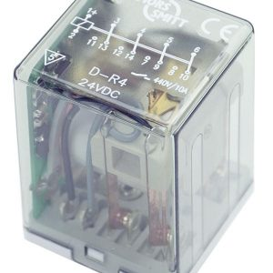 High speed plug-in tripping relays