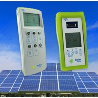 Tester fotovoltaických zařízení